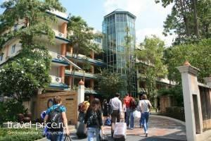 Отель Citin Garden Resort и наш первый день в Паттайе