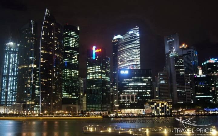 Дневной и ночной Сингапур: красивые фотографии и нескончаемый поток эмоций
