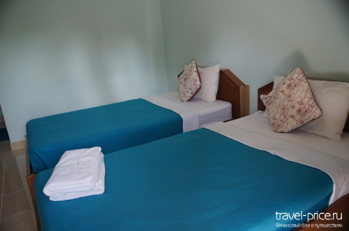 Недорогие отели Самуи (Ламай): BT Mansion