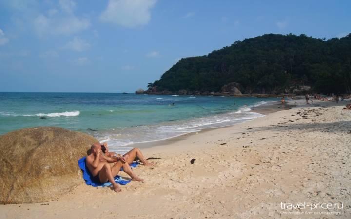 Пляж Тонгтакиан (Самуи)