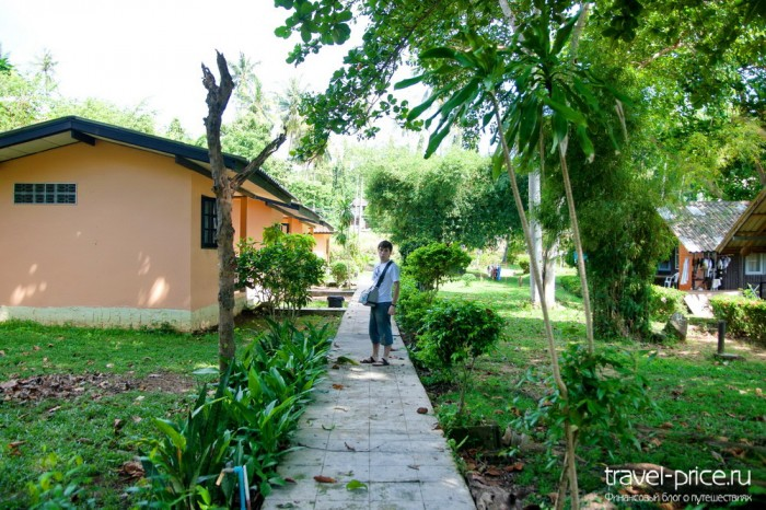 Недорогие отели Самуи (Ламай) Lamai Chalet