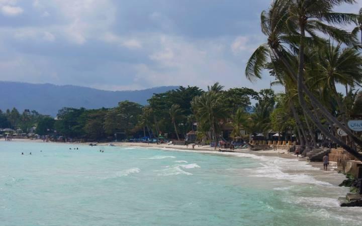 Пляжи Самуи: итоговая статья и небольшое видео