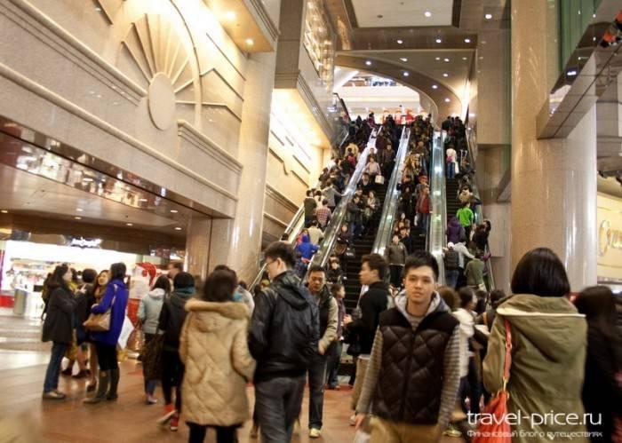 Что посмотреть в Гонконге: шоппинг