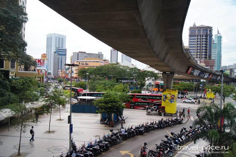хостел Куала Лумпур