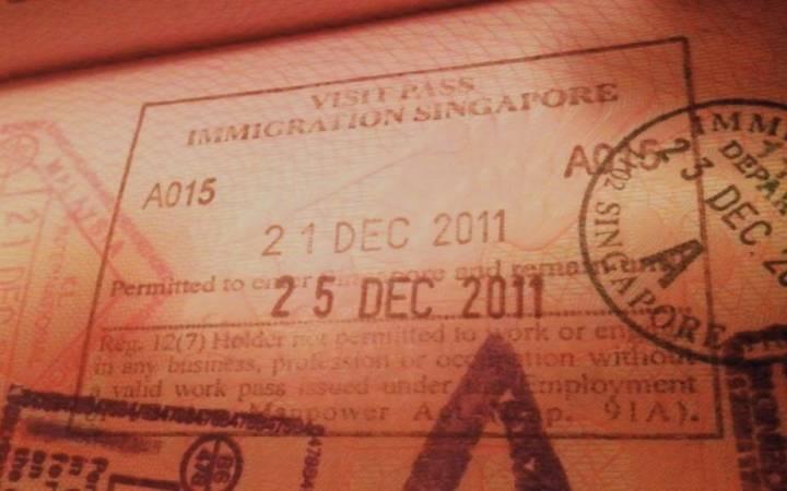 Виза в Сингапур для россиян (личный опыт получения транзитной и туристической визы)