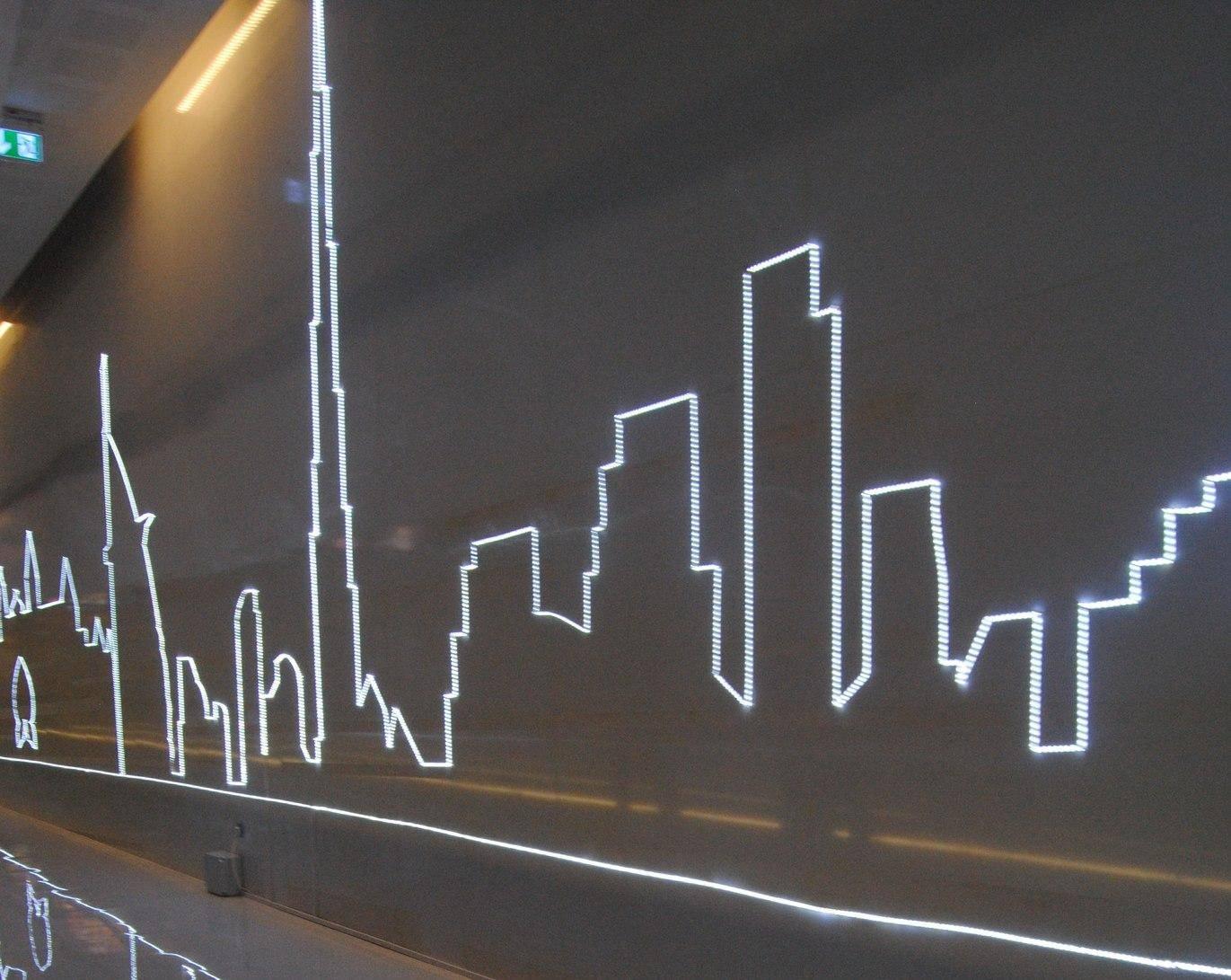 урдж Халифа, Dubai Mall и поющие фонтаны