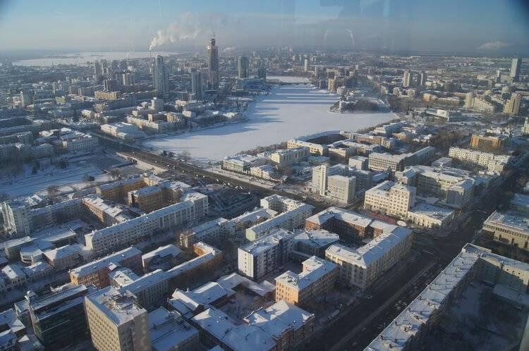 Что посмотреть в Екатеринбурге