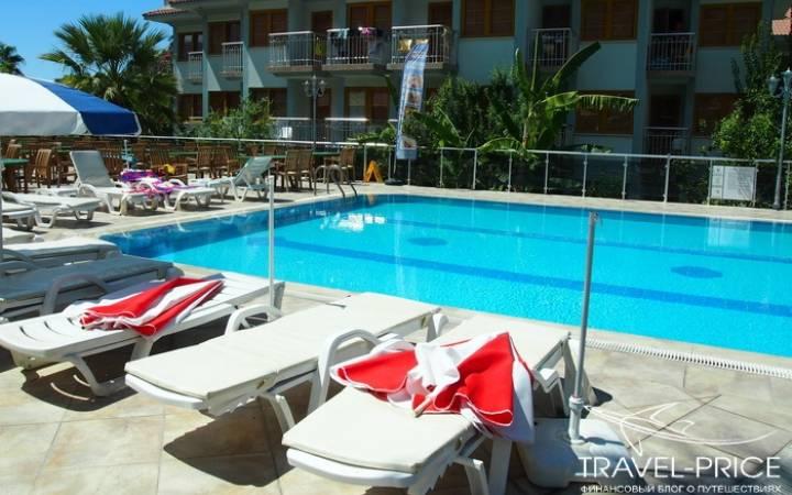 Отель Dorian в Олюденизе — место для вашего следующего отпуска
