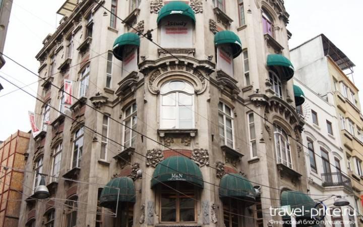 Где остановиться в Стамбуле: выбор недорого отеля и удобного района
