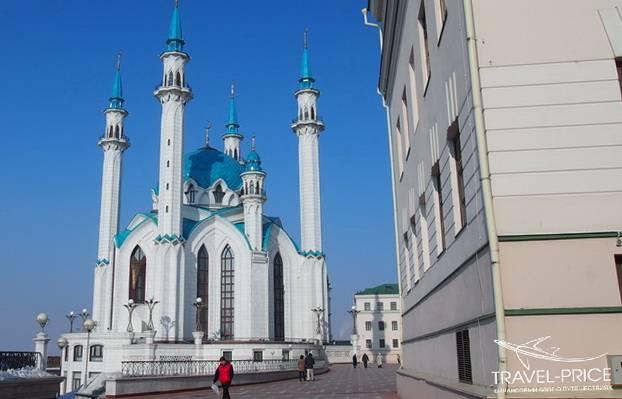 Что посмотреть в Казани: пеший маршрут