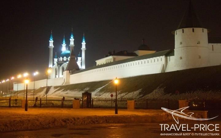 Ночная Казань — без лишних слов