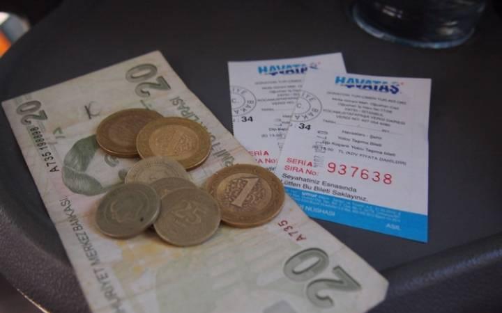 Сколько денег брать в Стамбул на еду, транспорт и развлечения