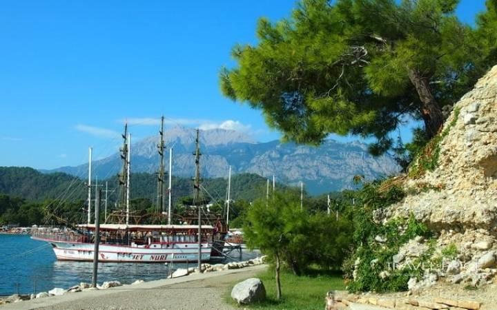 Знакомство с турецким Кемером: впечатления и полезности
