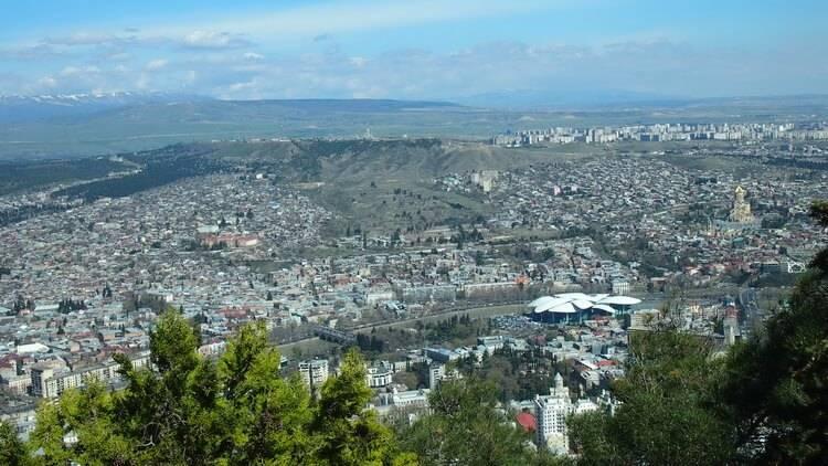 Куда сходить в Тбилиси. Что посмотреть в Тбилиси