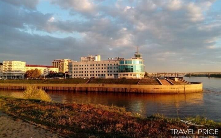 Что посмотреть в Омске за один день: маршрут прогулки по городу