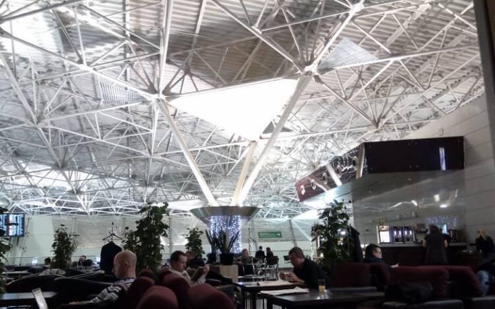 Бизнес-зал Priority pass аэропорта Внуково в Москве