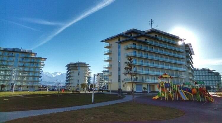 Сочи Парк Отель бывший Азимут отзыв 2017