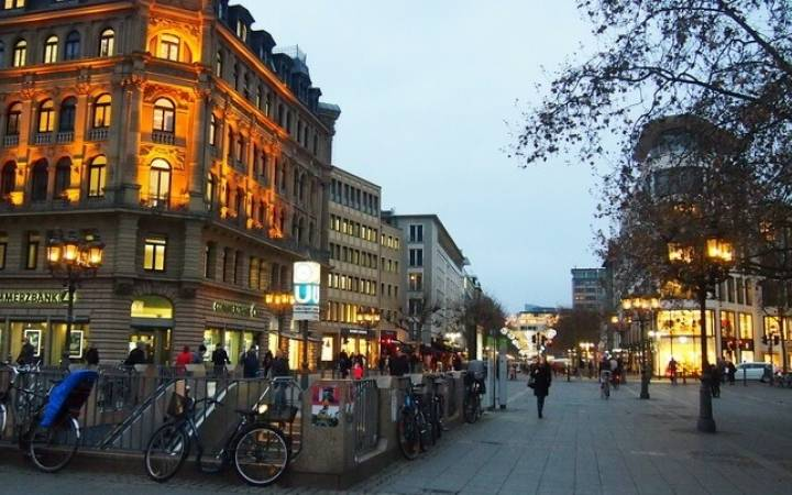 Маршрут прогулки по Франкфурту на полдня — что посмотреть в центре и недалеко от вокзала