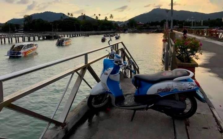 Про мопеды в Таиланде — наш очередной опыт на острове Пхукет🛵