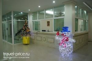 Недорогая квартира LK Living Place, Паттайя