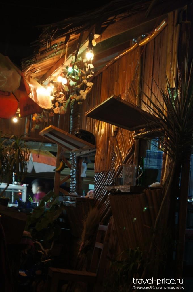 Кафе мисс Oy, остров Ланта, Таиланд