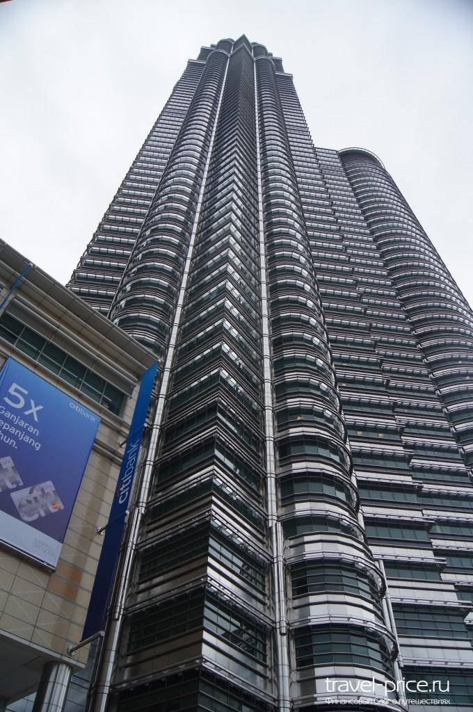Петронасы Куала-Лумпур Малайзия