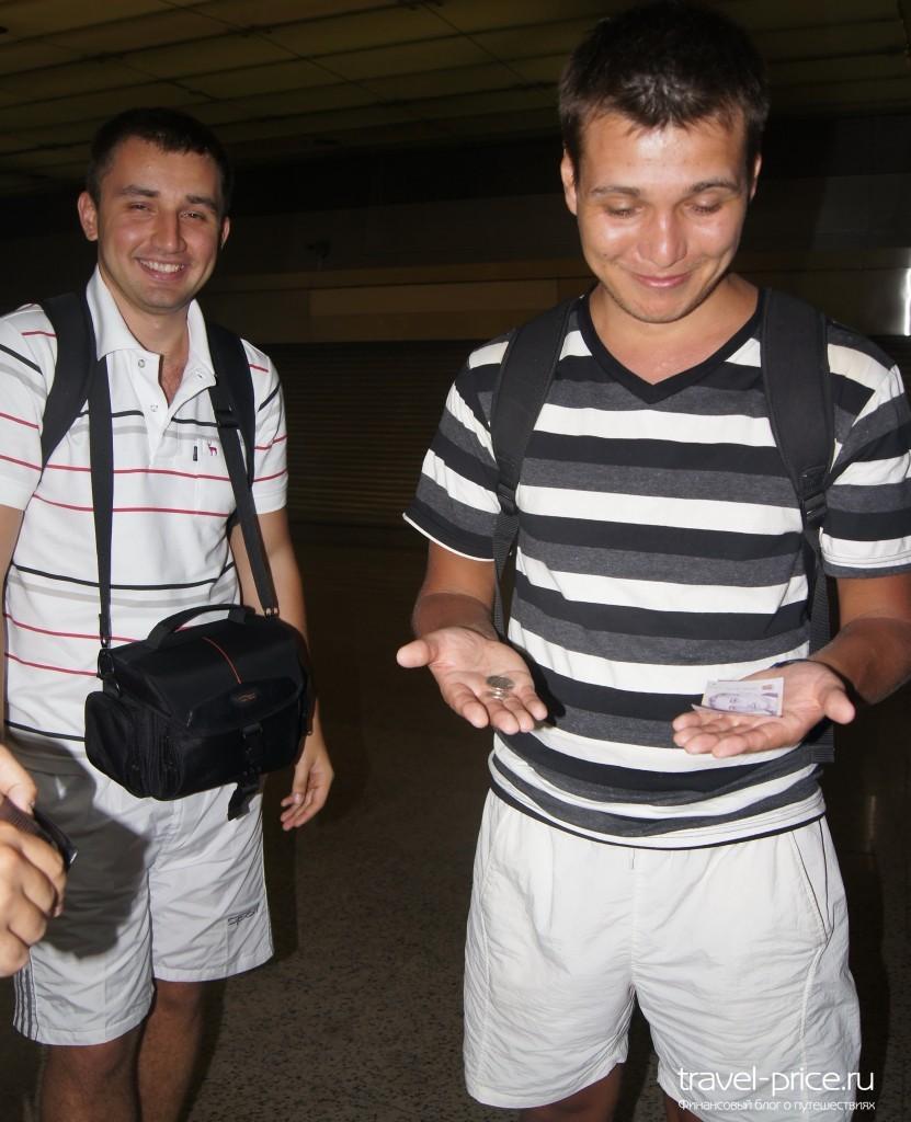 Самостоятельная поездка в Сингапур