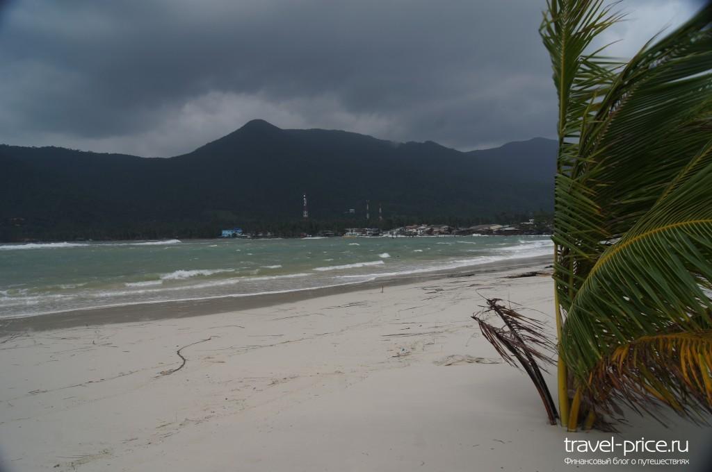 Maliby beach остров Панган
