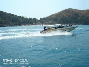 По дороге на остров Ко Лан