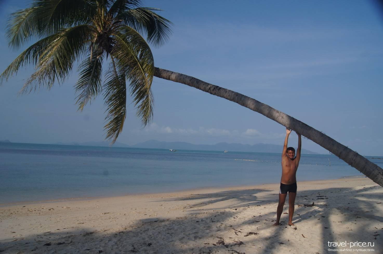 пляж Ban Tai, Самуи