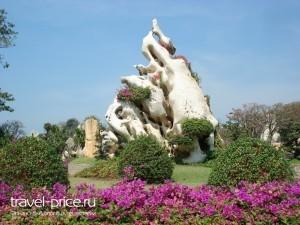 Парк миллиона камней Паттайя