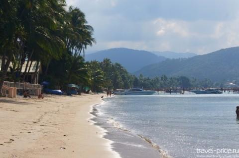 Пляж Большого Будды или Банг Рак