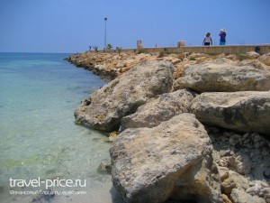 Пляж Айя-Напа Кипр
