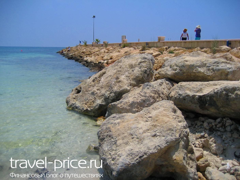 Кипр где какие пляжи