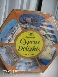 Сувениры Кипр