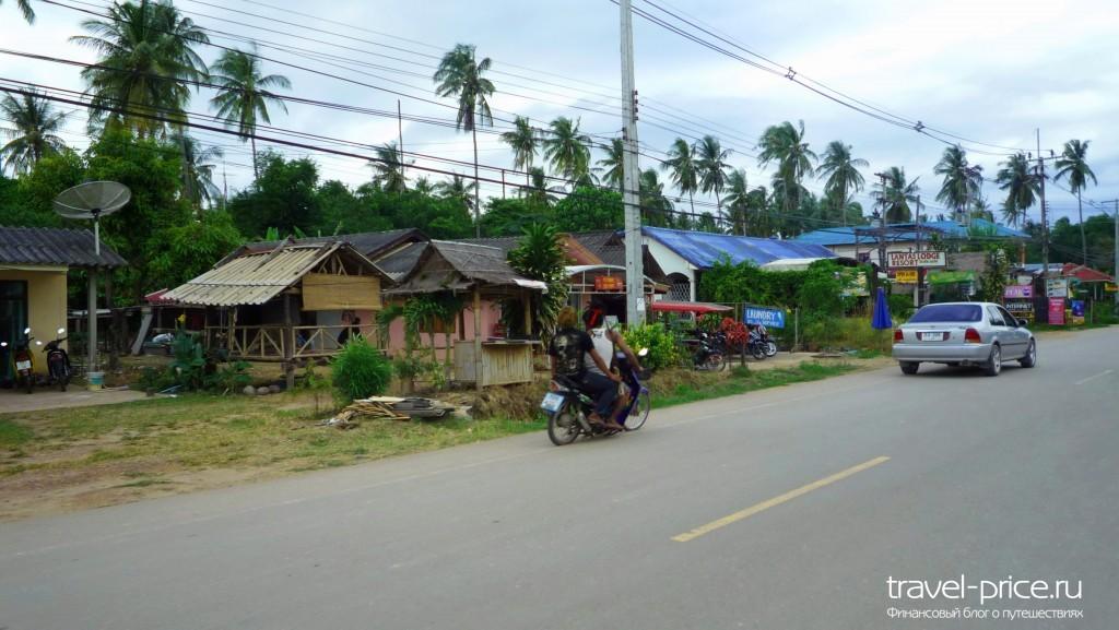 Аренда мопедов на острове Ланта, Таиланд