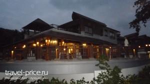 отель Maehaad Bay Resort остров Панган