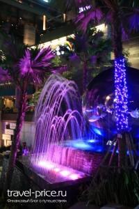фонтан Паттайя