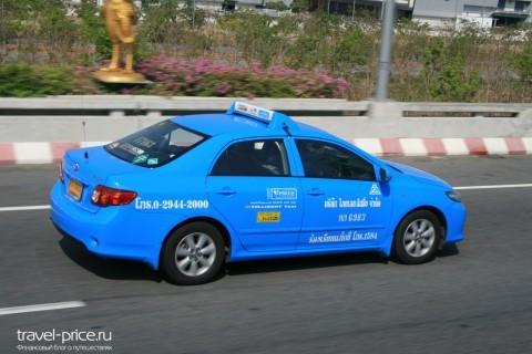 Развод туристов в такси и тук-туках Таиланда