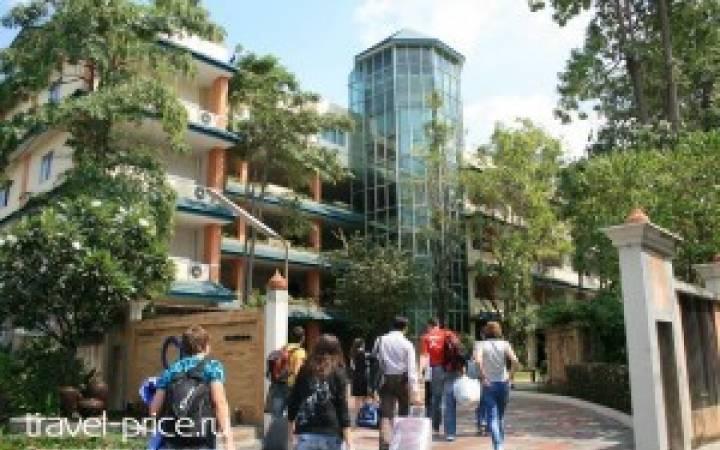 Таиланд-1. День 1 и отзыв на отель Citin Garden Resort