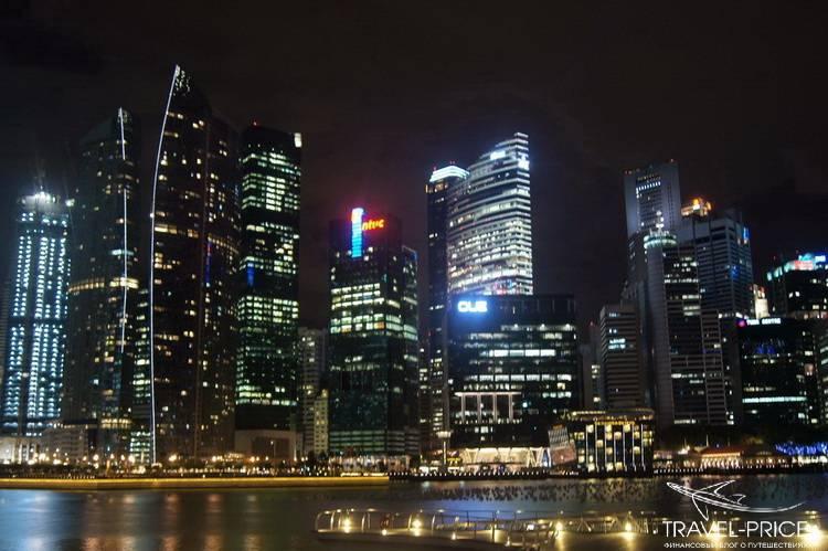 Что посмотреть в Сингапуре днем и ночью