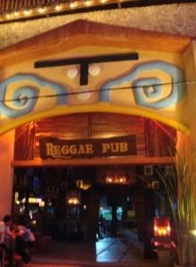 Клубы Самуи: Регги Паб