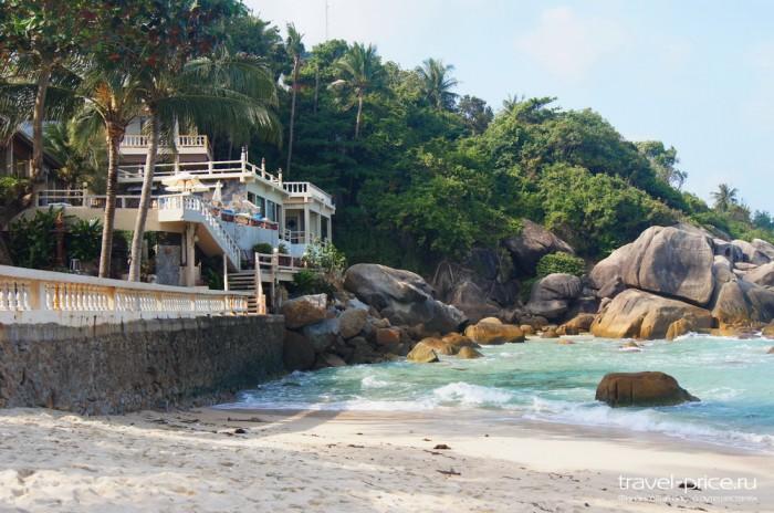 Пляжи Самуи: пляж Тонгтакиан