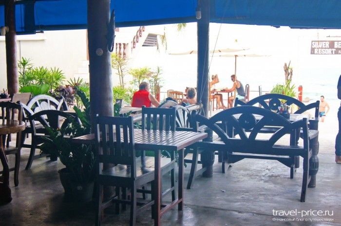 Пляжи Самуи: пляж Тонгтакиан и ресторан Silver Beach