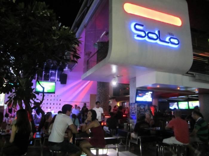 Бары и клубы Самуи: Solo bar