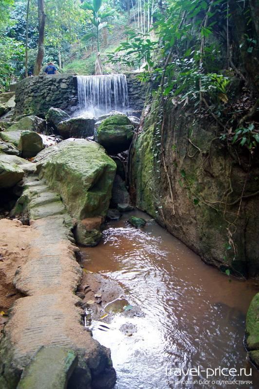 Водопады Самуи: Khowyai Waterfall