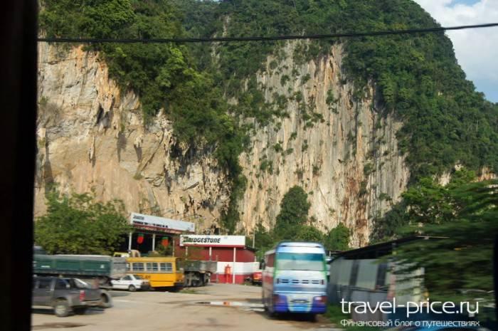 Автобус Хат-Яй Куала-Лумпур