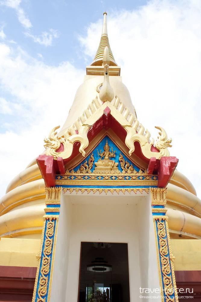 Храмы Самуи: Пагода Kho Hua Jook
