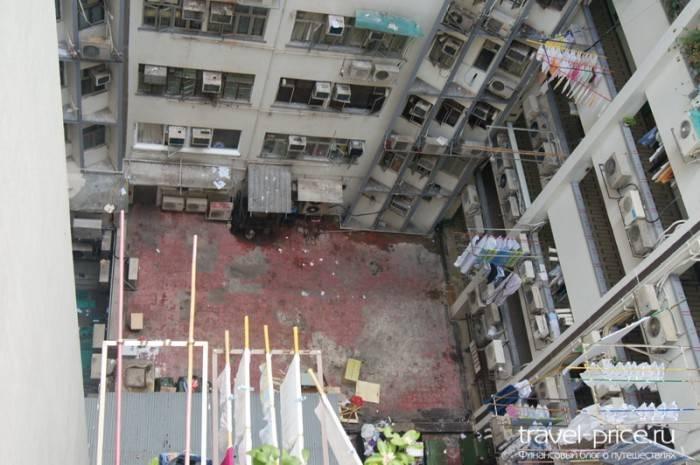 Бюджетный хостел в Гонконге Cosmic Guest House