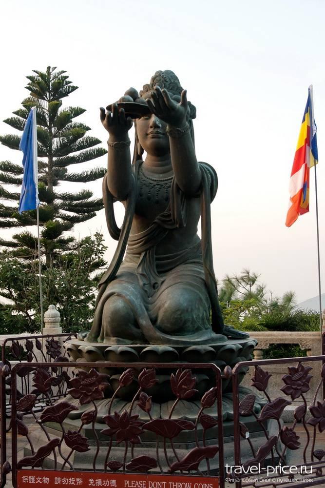 Что посмотреть в Гонконге: Будда